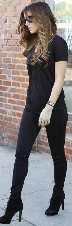Gorgeous Black Jeans