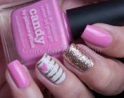 color nails classic
