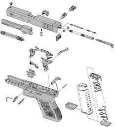 1000+ images about Air Rifle Maintenance Schematics on
