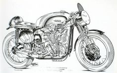 1000+ images about Motorcycle Art on Pinterest