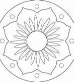 How to Draw a Daisy for Kids, Step by Step, Flowers For
