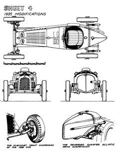 Bugatti Engine Blueprint, Bugatti, Free Engine Image For