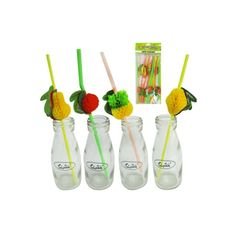 party planet honeycomb straws retro hawaiian luau party pack oceana international