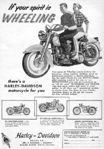 1000+ images about Retro Harley Davidson Posters on
