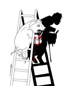 Squealer Napoleon Boxer Clover A porker pig who becomes