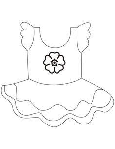 1000+ images about Clothes Coloring Pages on Pinterest