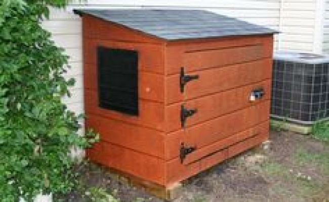 Generator Quiet Box Sound Enclosure Plans Project Diy