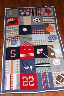 Sports Quilt Patterns For Boys Nursery Amp Kids