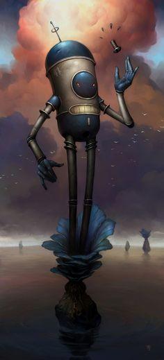 Robot Artist of the