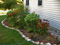 Easy DIY Landscaping Build A Rock Garden Landscaping Front