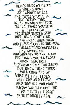 Footprints in the Sand Poem Beach Print by Prints2Inspire