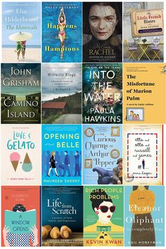16 Books to Read thi
