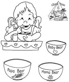 Story Telling for ESL kids: Goldilocks and the Three Bears