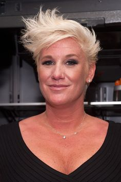 Anne Burrell Follow Your Taste Buds Pinterest