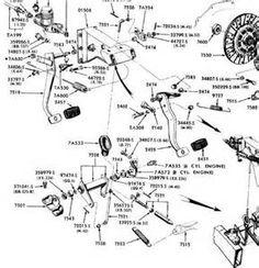 1953 Ford Flathead Engine 1953 Ford 6 Cylinder Engine