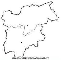 valle d'osta regioni da colorare | Midisegni.it - Disegni ...