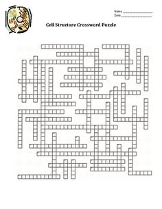 Microscope Crossword Puzzle. This is a crossword puzzle