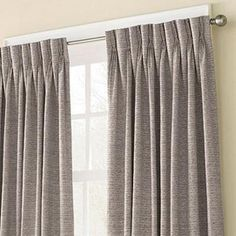 Pinch Pleat Drapes EBay Sewing Pinterest Style Pleated