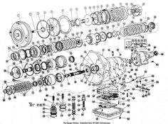 1000+ images about transmissions, drivetrain on Pinterest