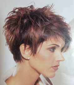 Frisuren Women's Hairstyles Pinterest Coiffures Coupe Et