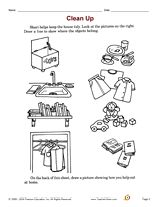 Fun printable puzzle for kids. Promote National Nutrition