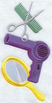 1000 sewing - applique