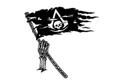 Assassins creed, Flags and Symbols on Pinterest