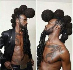 1000 images about Styles for Dreads on Pinterest  Locs Dreads and Updo