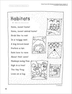 Paul Bunyan: A Poem With Strategies for Building Fluency