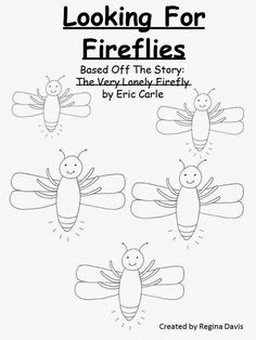 Free: Eric Carle's The Very Clumsy Click Beetle Sequencing