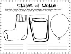 1000+ images about 3rd grade: states of matter on
