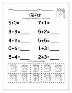 Kindergarten Christmas on Pinterest