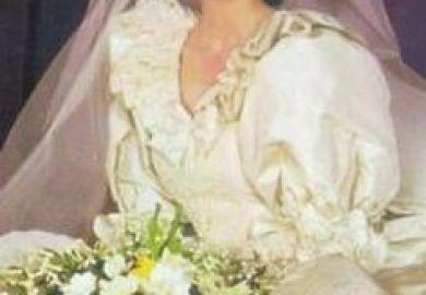 Wedding Dresses Princess Dianas Description