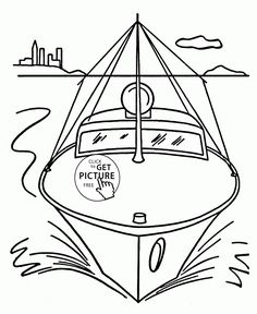 Police Car Chase coloring page for kids, transportation
