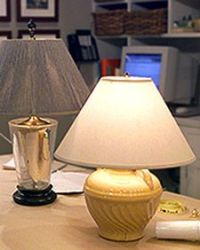How to calculate the correct lamp shade size, based on the ...