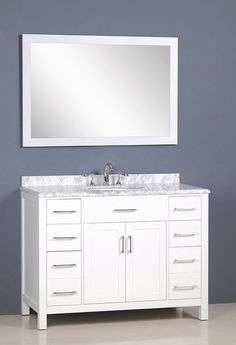 "brezza 24"" black, frosted glass bathroom vanity - the vanity store"