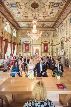 Hochzeitsfotograf in der Villa Rothschild Kempinski in