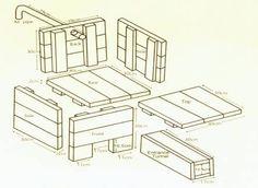 Build A Hedgehog House Gardens House Plans And Cats