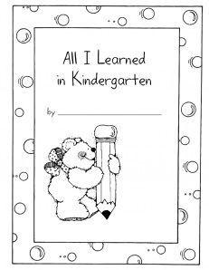1000+ ideas about Kindergarten Memory Books on Pinterest