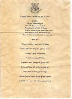 1000 Images About Hogwarts Acceptance Letter On Pinterest Hogwarts Letters And Harry Potter