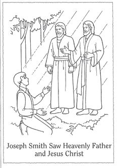Coloring page Lesson 34: Always Tell the Truth To