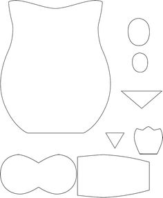 Owl patterns, Owl and Owl templates on Pinterest