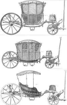 Traveling in Style... 18th Century Style on Pinterest