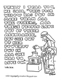 Coloring Pages for Kids by Mr. Adron: John 15:13, Greater