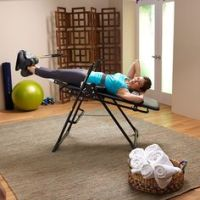Inversion Table on Pinterest | Home Gyms, Best Home Gym ...