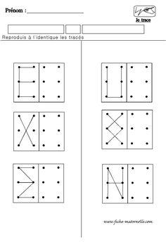 Structuration de l'espace en maternelle: géométrie refaire