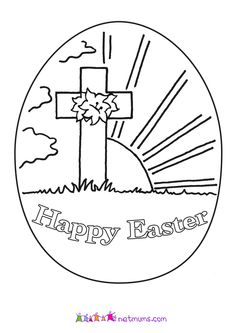 This fun Easter Word Search for Children's Ministry is the