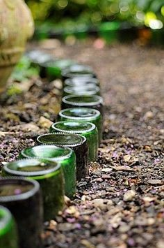 80 Homemade Wine Bottle Crafts Lovelies Bottle Wall And Through
