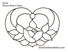 Stained glass flowers, Stained glass and Glass flowers on
