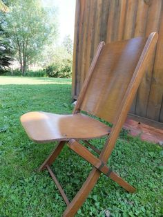 aluminum webbed lawn chairs papasan chair cheap 1000+ images about upcycled foldable on pinterest   folding chairs, wooden ...